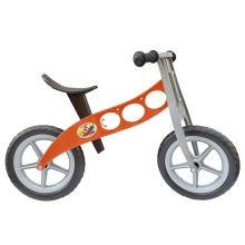 Potkupyörä – Sopii instituutioihin (3-6 v.) Oranss