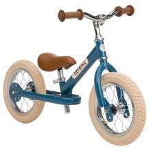 Potkupyörä - Trybike kahdella pyörällä, Sininen