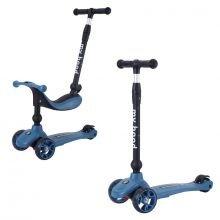 2-in-1 Potkulauta/-pyörä - Kick'n'Ride, Sininen