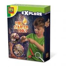 Lær at lave ild