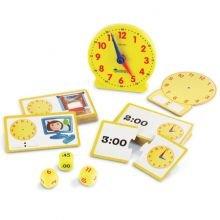 Opi kellonajat - aktiviteettisetti