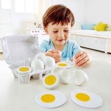 Leikkiruoka - Munakenno, jossa 6 munaa