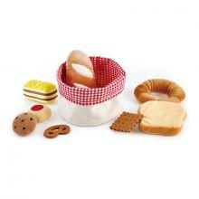 Leikkiruokaa plyysistä - Leipä