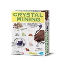Kaiva kristalleja