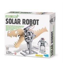 Green Science - Aurinkoenergia-robotti