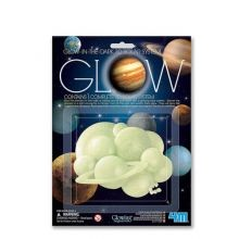 3D-aurinkokunta - Glow-in-the-dark