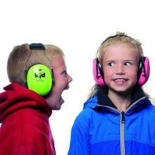 Kuulonsuojaimet 3M lapsille ja vauvoille