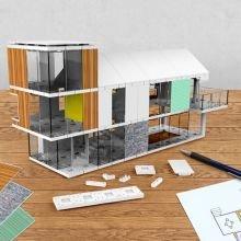 Arkkitehtisetti - Arckit 120