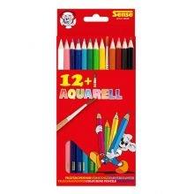 Farveblyanter m. pensel