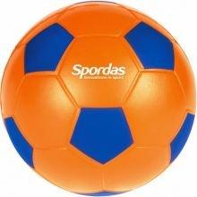 Jalkapallo, vaahtomuovinen - Ø12 cm.