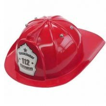 Udklædning - Brandmandshjelm