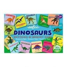 Muistipeli - Dinosaurukset