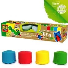 Modellervoks - Miljøvenlig i 4 farver