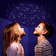 Glow - Tähtitarrat, 1000+ osaa