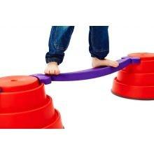 Balancebane tilbehør - Vuggende planke