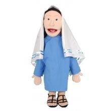 Raamatullinen käsinukke 70 cm - Maria