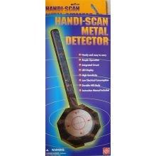 Metallinilmaisin - Kannettava