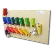 Seinäpaneeli - Dominopeli, helistimellä