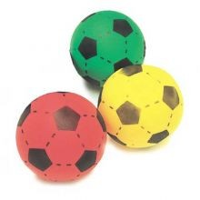 Fodbold i skum