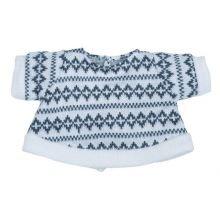 Rubens Kids -tarvikkeet - Harmaa villapaita