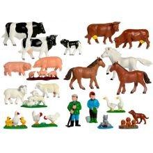 KREA Maatilan eläimet