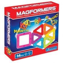 Magformers 14 stk - Perussetti