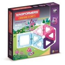 Magformers Inspiraatiosetti - 14 palaa