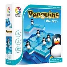 Logiikkapeli - Pingviinit jäällä