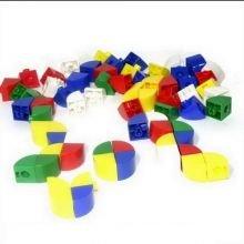 Cubes 2 cm - Neljännesympyrä, 200 ostaa