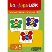 Bambino-lær - Billeder og former 1