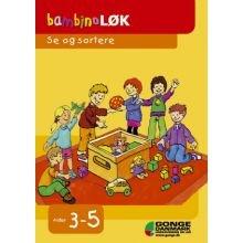 Bambino-lær - Se og sortere