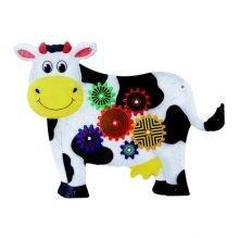 Seinäpaneeli - Iloinen lehmä