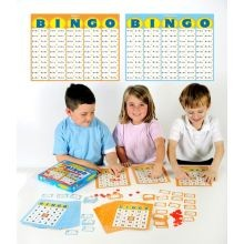 Bingo - Opi matematiikkaa