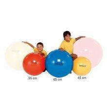Jumppapallo - Punainen, 55 cm