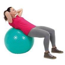 Jumppapallo - Näppyläinen, halkaisija 65 cm