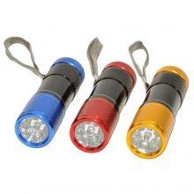 LED-taskulamppu (eri värejä)