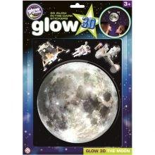 Glow 3D - Kuu, 4 osaa