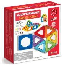 Magformers 14 palaa - Basic Plus