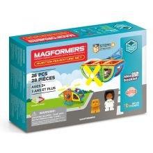 Magformers 28 kpl - Ilmalaiva