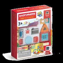 Magformers 33 palaa - Minirobotin keittio