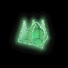 Magna-Tiles | Glow in the dark 16 kpl