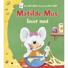 Matilde Mus laver mad