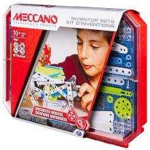Meccano - Rakenna moottoreilla
