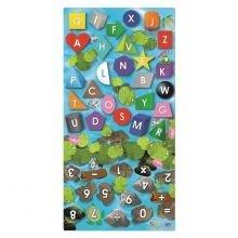 Matto - Muodot, värit, numerot & kirjaimet