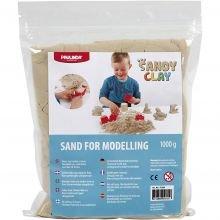 Muovailtava hiekkamassa 1kg