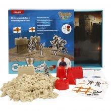 Muovailtava hiekkamassa - Ritarilinna 1,5 kg