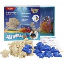Muovailtava hiekkamassa - Pinnan alla 600 g