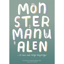 Monstermanualen - til børn med mange bekymringer