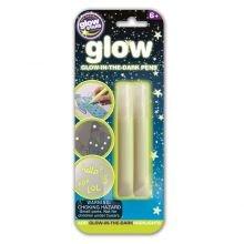 Glow - Tussi, valkoinen, 2 kpl