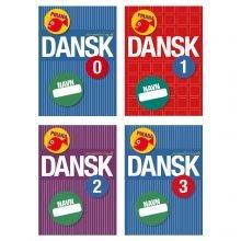 Pirana træningshæfte - Dansk: 0.-3. kl.